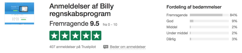 trustpilot billy