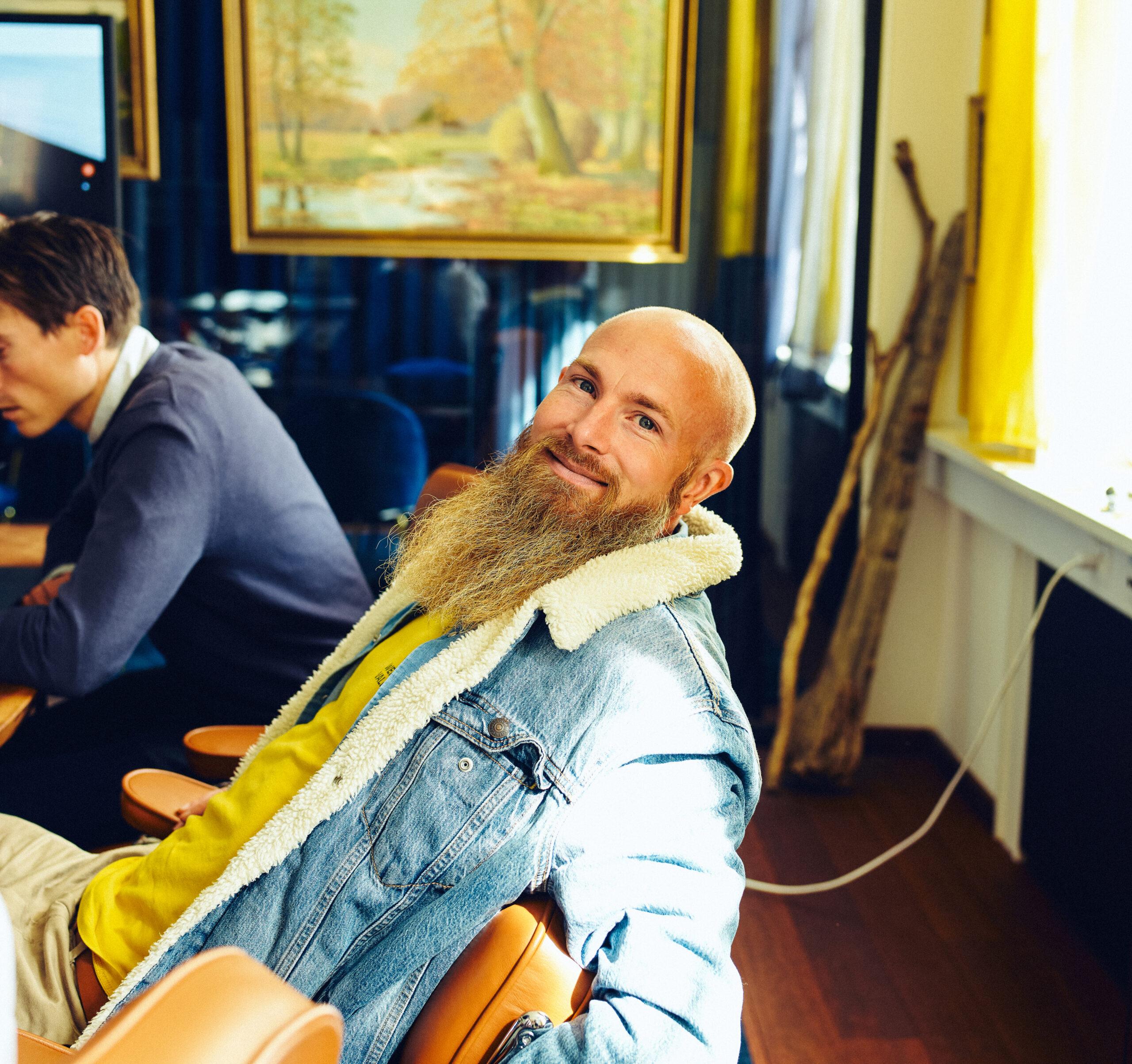 Werner Valeur: Hvis I udvikler softwaren, kommercialiserer jeg som ingen anden